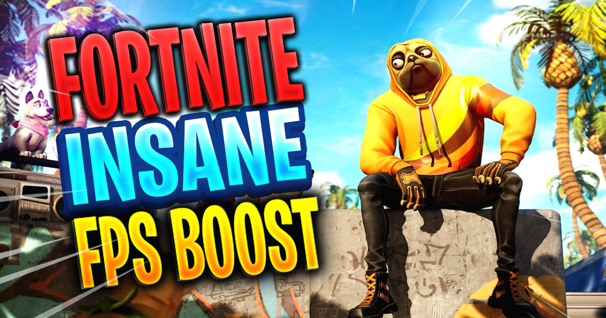 Decrease Your Ping Fortnite Show You How To Boost Your Fps And Lower Your Ping In Chapter 2 By Equalivak1ss Fiverr