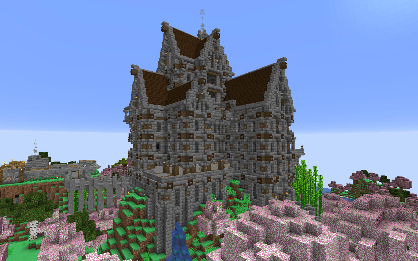 Build A Custom Minecraft Nordic Style House By Drmminecraft7