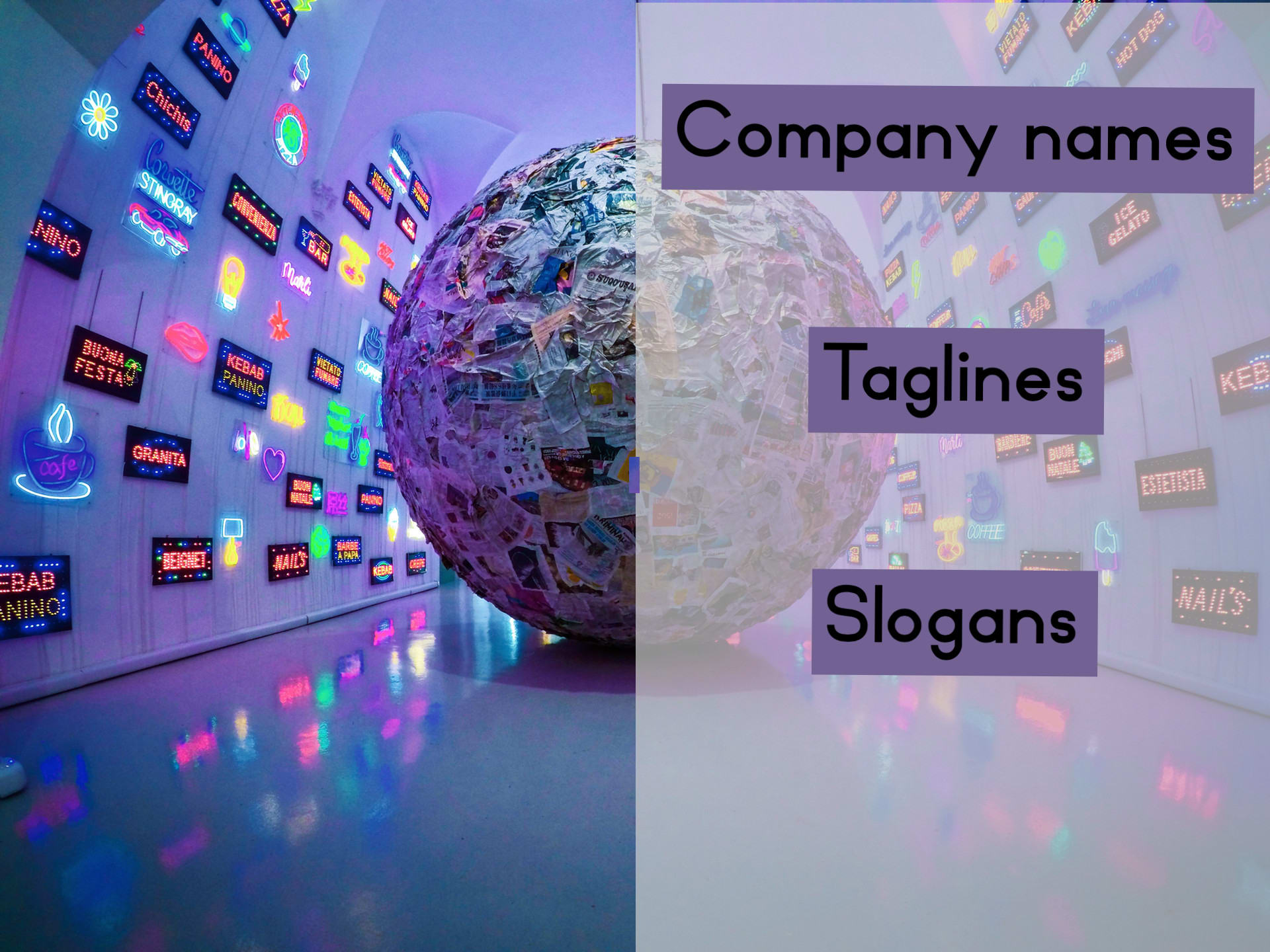 Create The Perfect Company Name Slogan And Taglines By Rossharrison84
