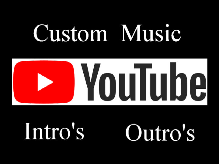 Create Custom Music For Your Youtube Channel By Jrlong76