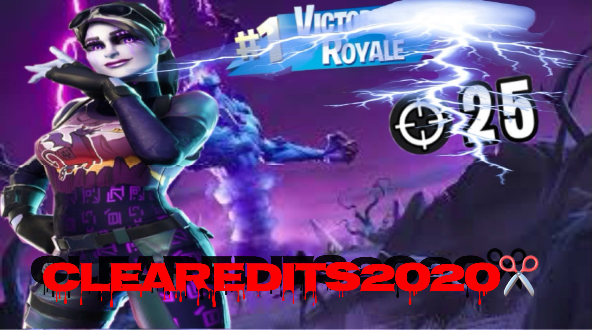 Make A Youtube Thumbnail And Banner For Games Of Fortnite 2k Call Of Duty By Clearedits2020