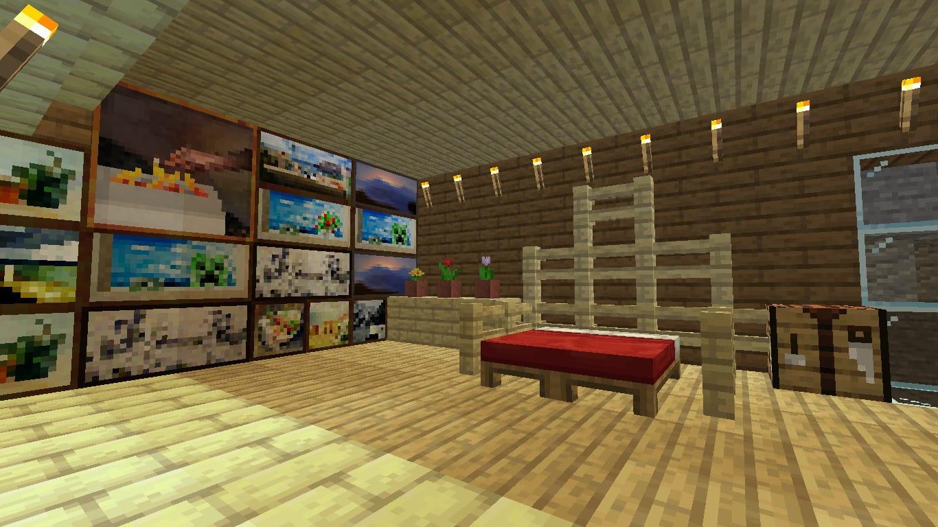 Make Your Underground Minecraft House By Arvidsklavins