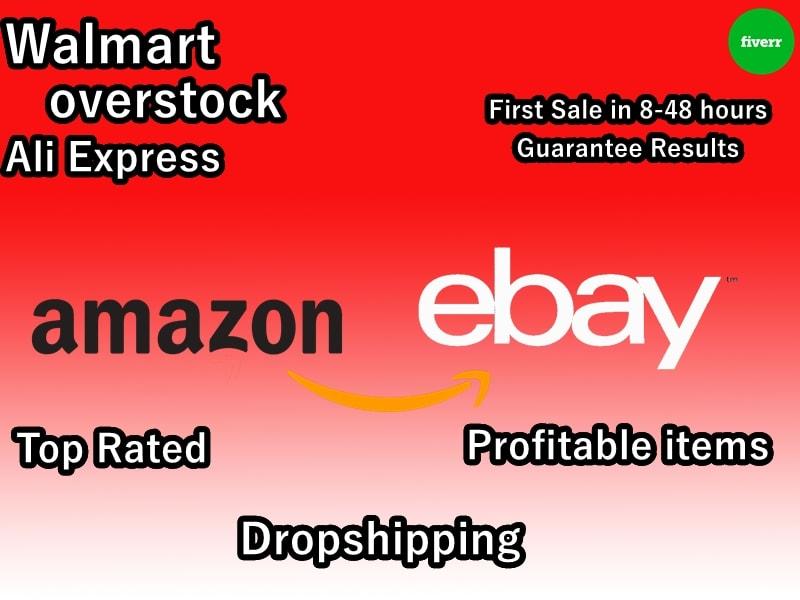 Give You Amazon To Ebay Hot Selling Items By Umarxyed