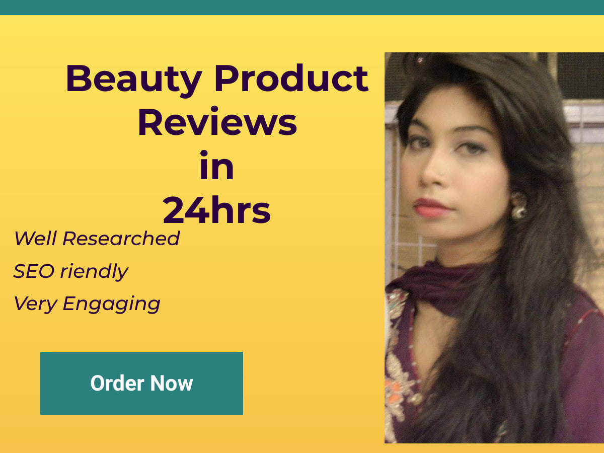 Review Of Makeup Or Beauty Product