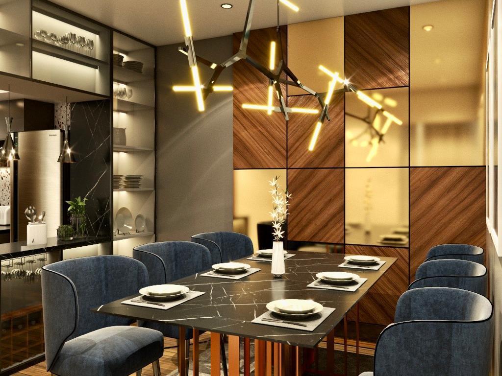 Design Modern Kitchen Interior By Acevisualizer