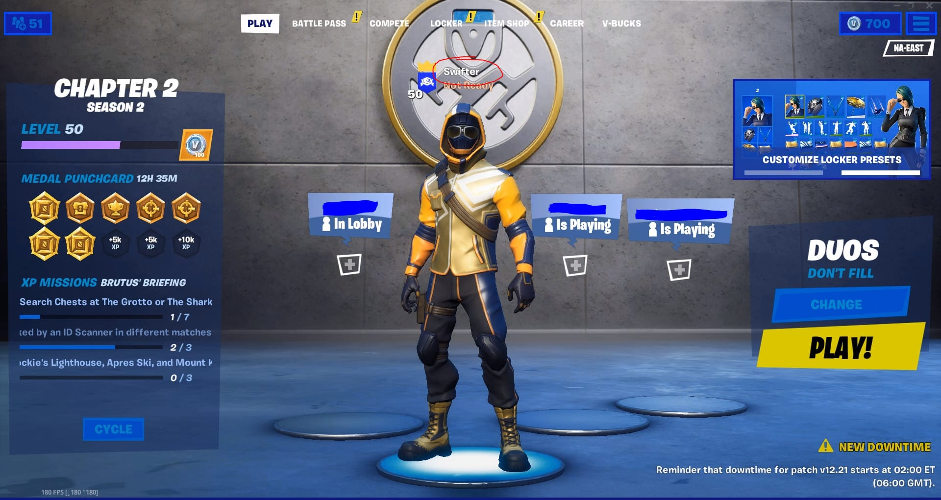 Get You Any Fortnite Username By Gameswifter Many users of fortnite will use username fonts sites to generate a fancy looking username for their character. get you any fortnite username
