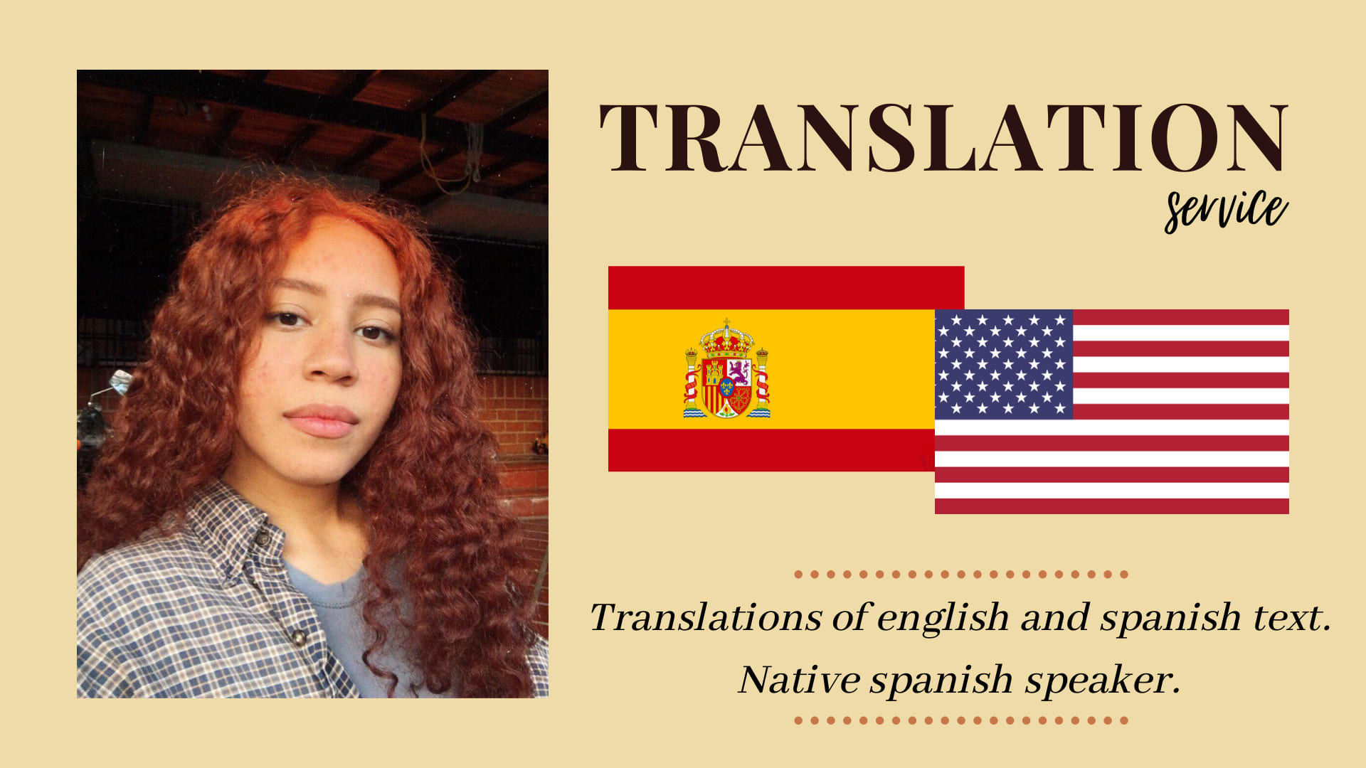 Perfectly translate into english or spanish in 15hrs by ...