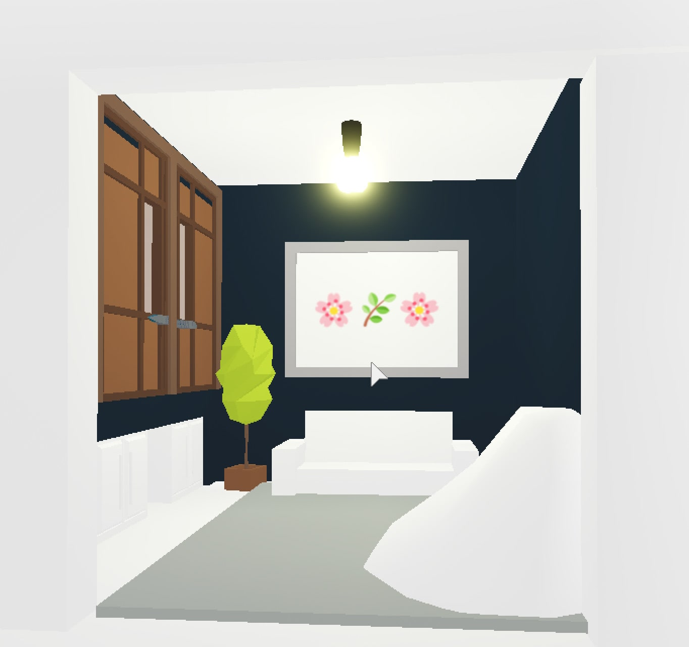 Image of: Bedroom Ideas Adopt Me Roblox