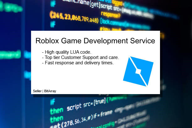 Script For You On Roblox By Bitarray