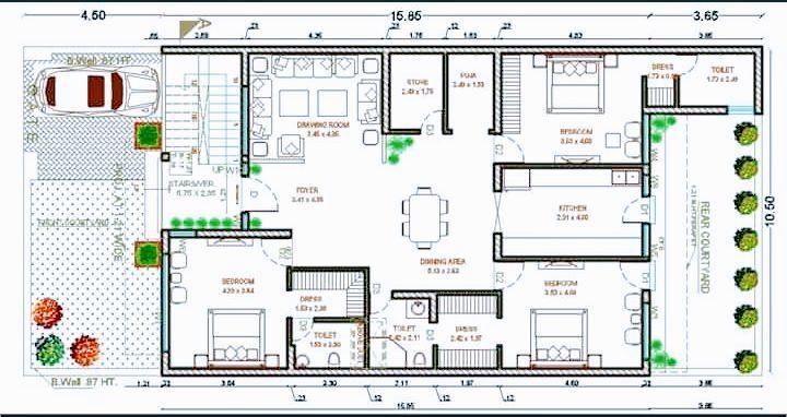 Your Number One Autocad Floor Plan Developer By Abenettmariam Fiverr