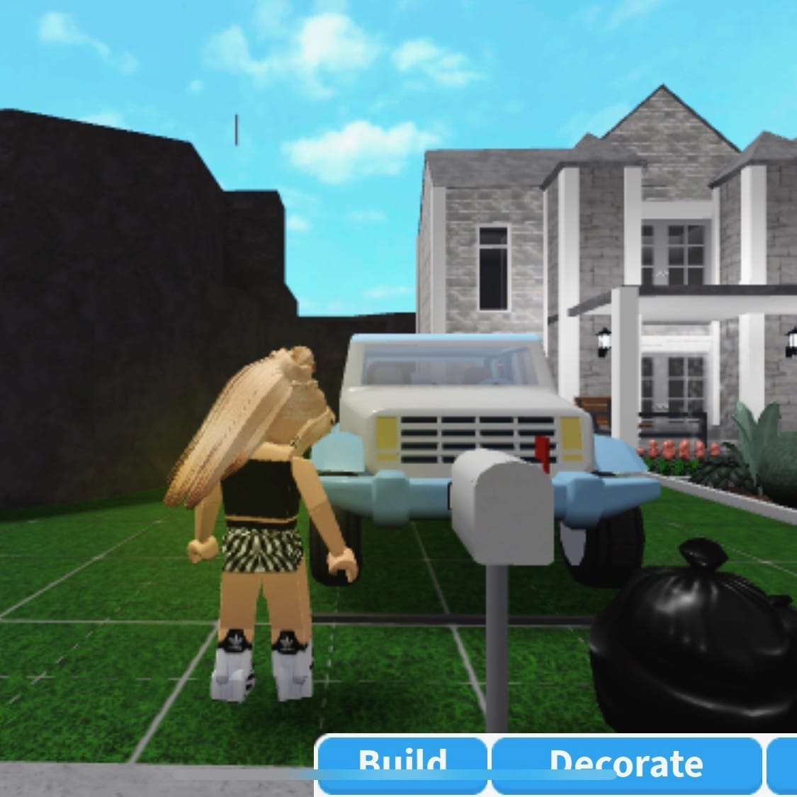 How To Build A Good House In Welcome To Bloxburg لم يسبق له مثيل