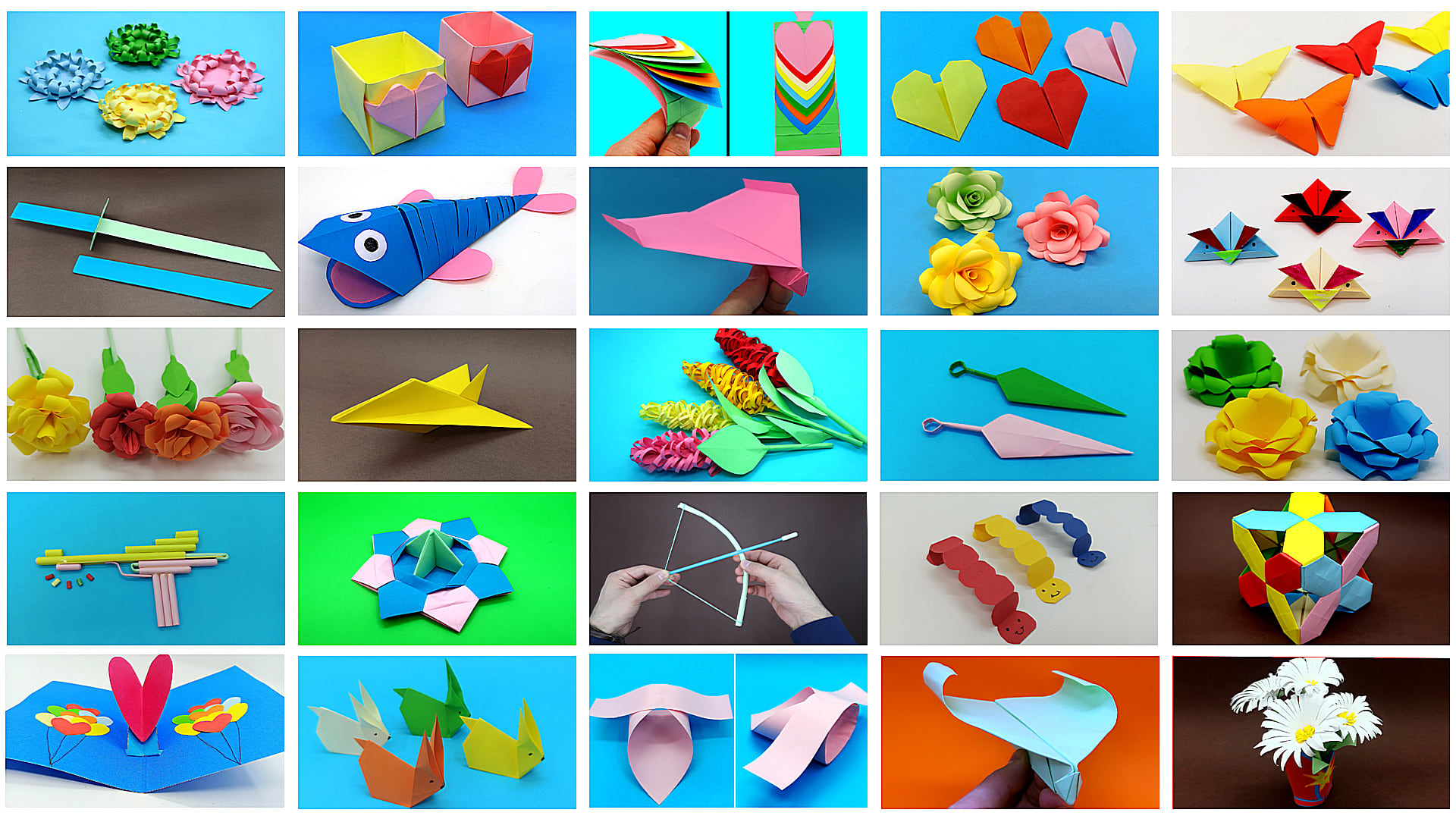 Make Professional Origami Diy Paper Craft Videos For Youtube Facebook Etc By Ruslanabbasov