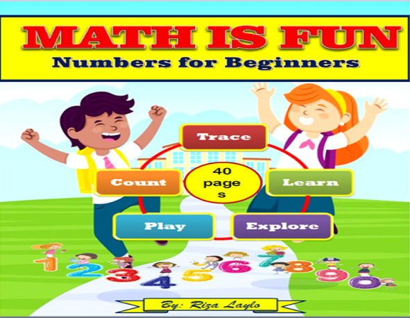 Create Math Is Fun Tracing Worksheets 1 To 10 By Gemarizalaylo Fiverr