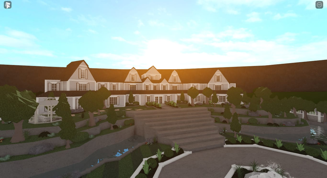 Build you a house on welcome to bloxburg roblox by Xavloz   Fiverr