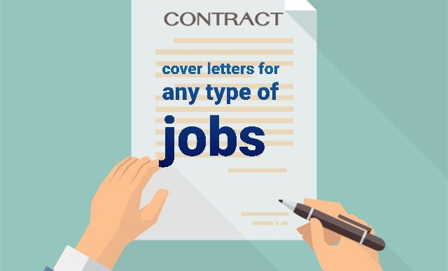 Making Cover Letters For All Jobs By Wisura Fiverr