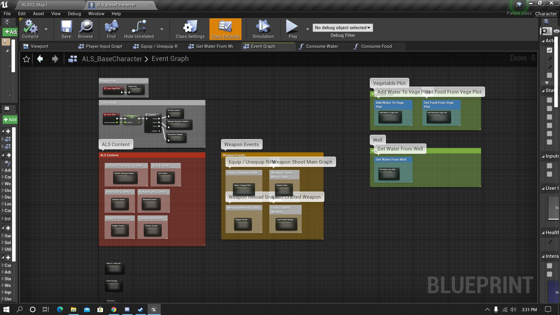 Create Game Play Mechanics For Your Unreal Engine 4 Game By Ksamba