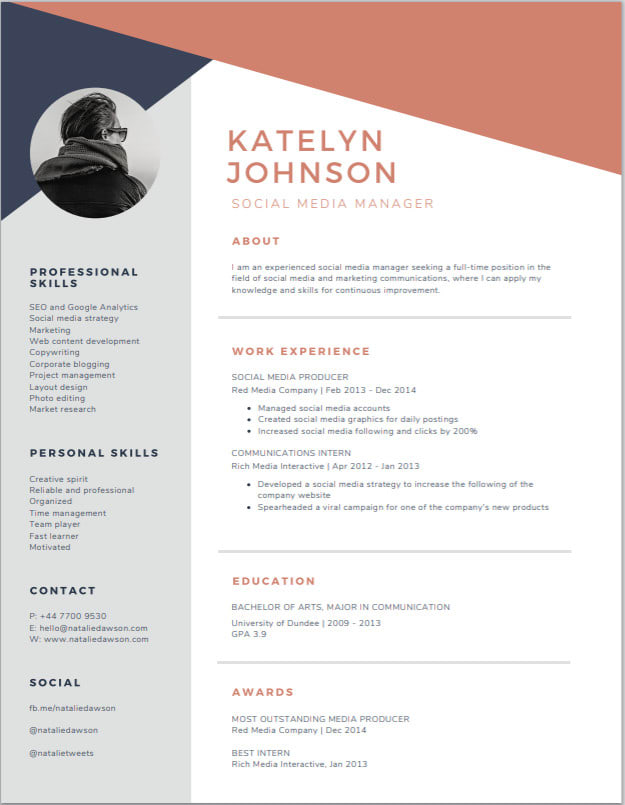 Creative Social Media Cover Letter from fiverr-res.cloudinary.com