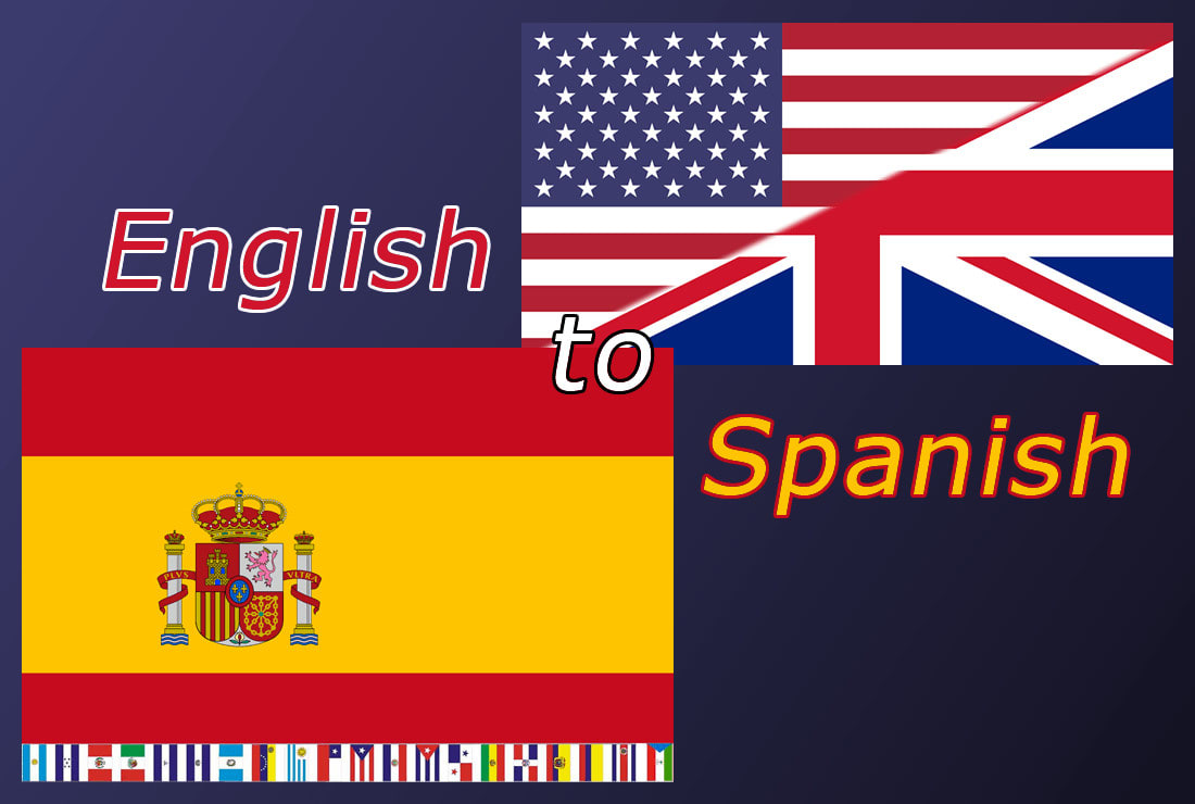 translate spanish to native english to spanish 1500 words by manzalhussain fiverr