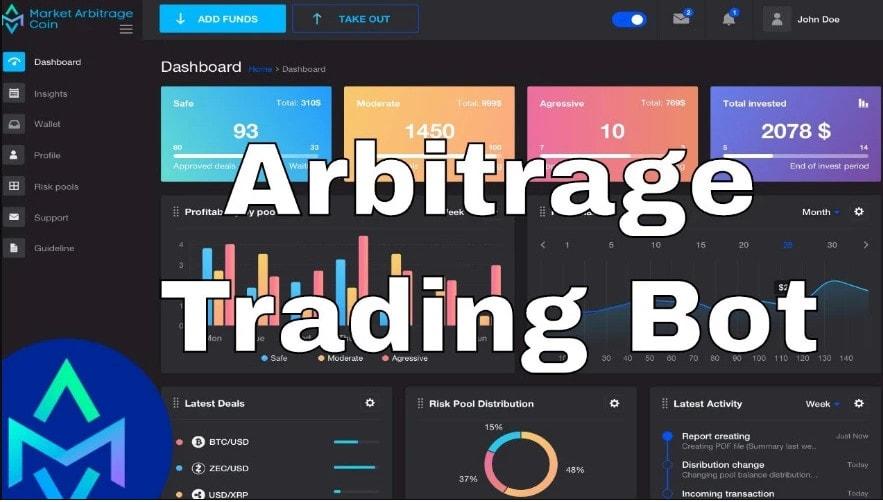 free crypto arbitrage bot)