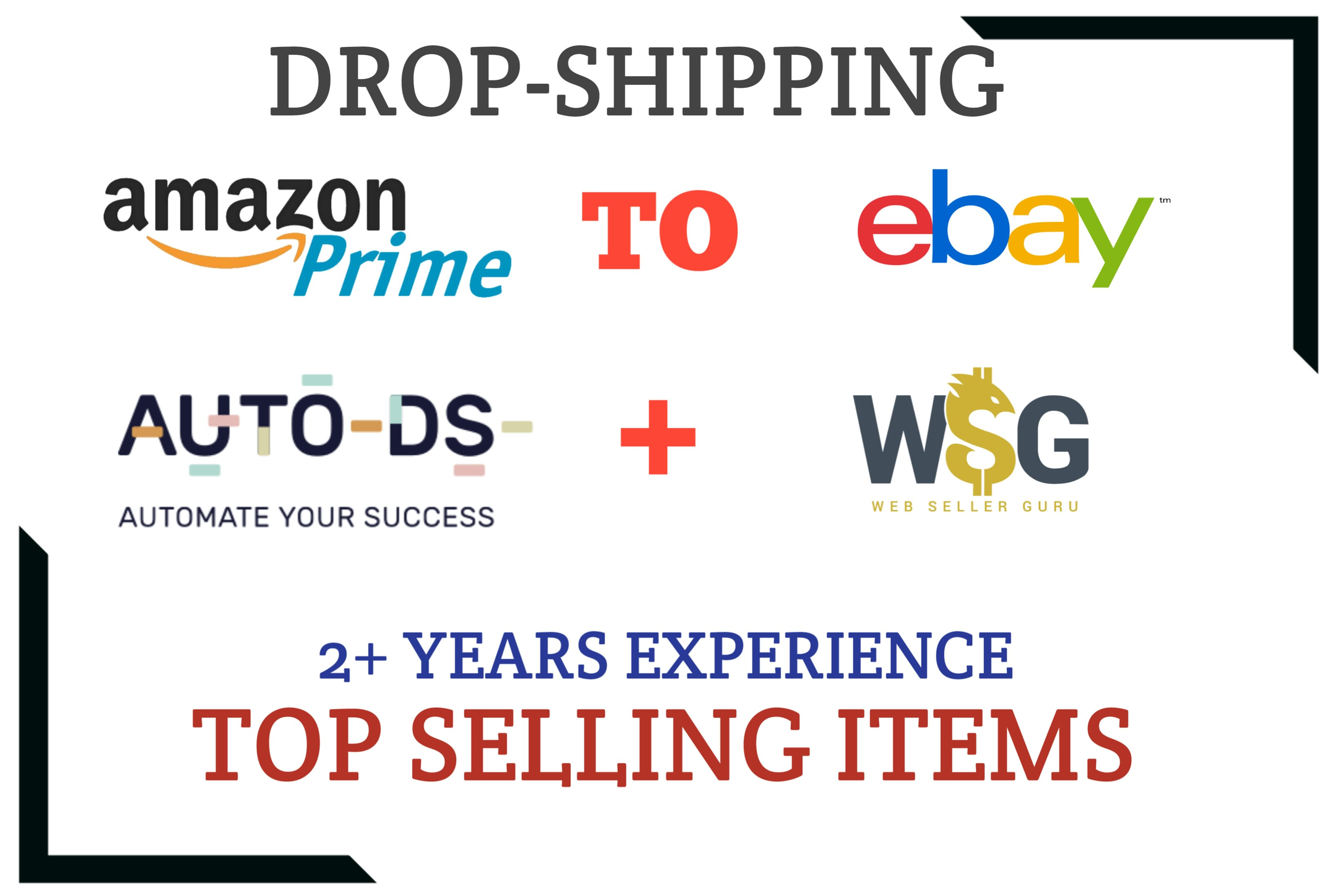 Do Amazon To Ebay Listing Via Wsg And Auto Ds Tool By Awaisask399