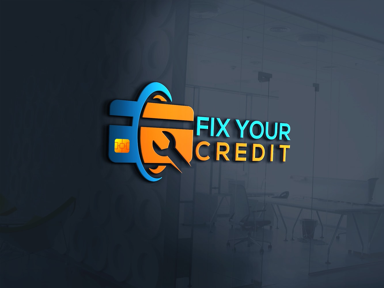 Design Professional Credit Repair Consulting And Financial Logo By Sabbirgd