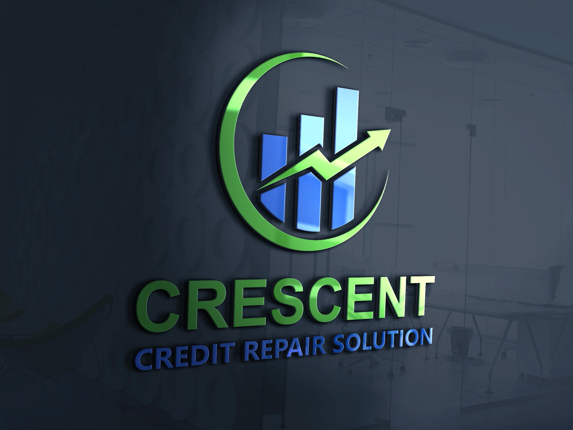 Design Credit Repair Accounting Business And Financial Logo By Sumon Gd