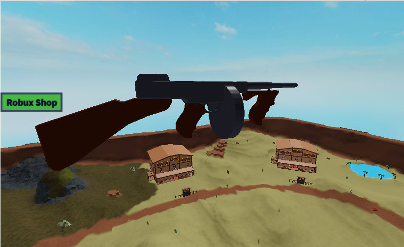 Roblox Sniper Mesh Make A Low Poly Gun For Your Roblox Game By Zacharyarreguin