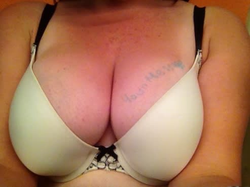 Your 🌈 boobs send San Diego