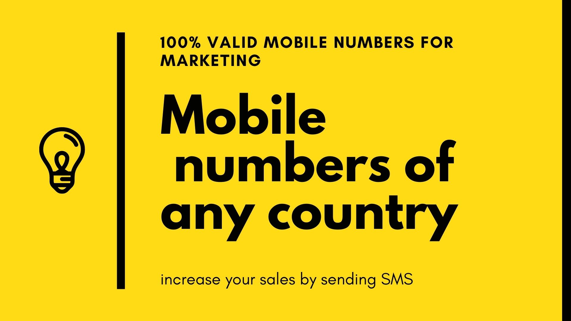 Collect Phone Number Mobile Number Target Mobile Number List For Any Country By Avnishsingh376