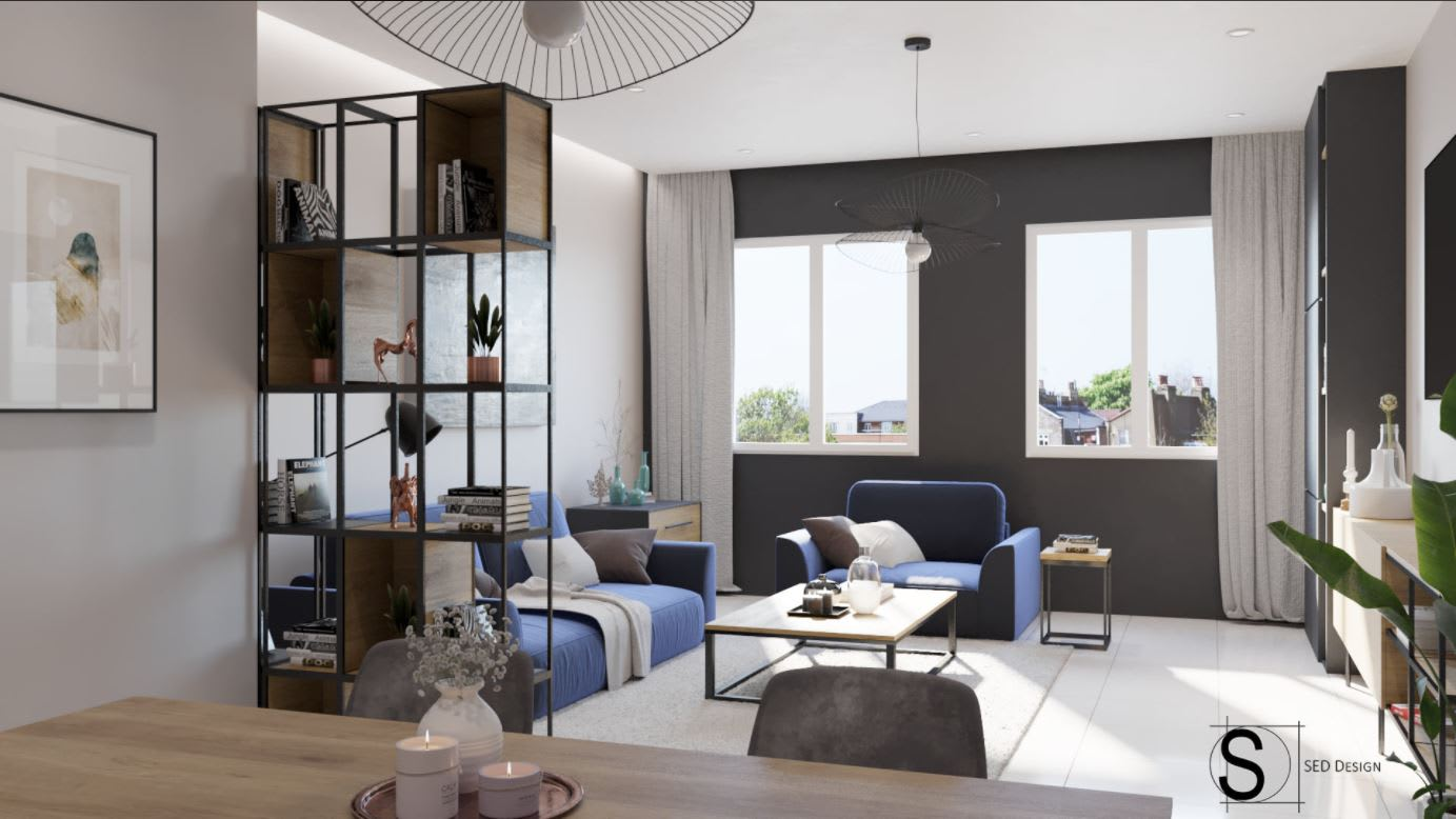 Design And Rendering By Archicad 3ds Max Corona Render By Seddesign