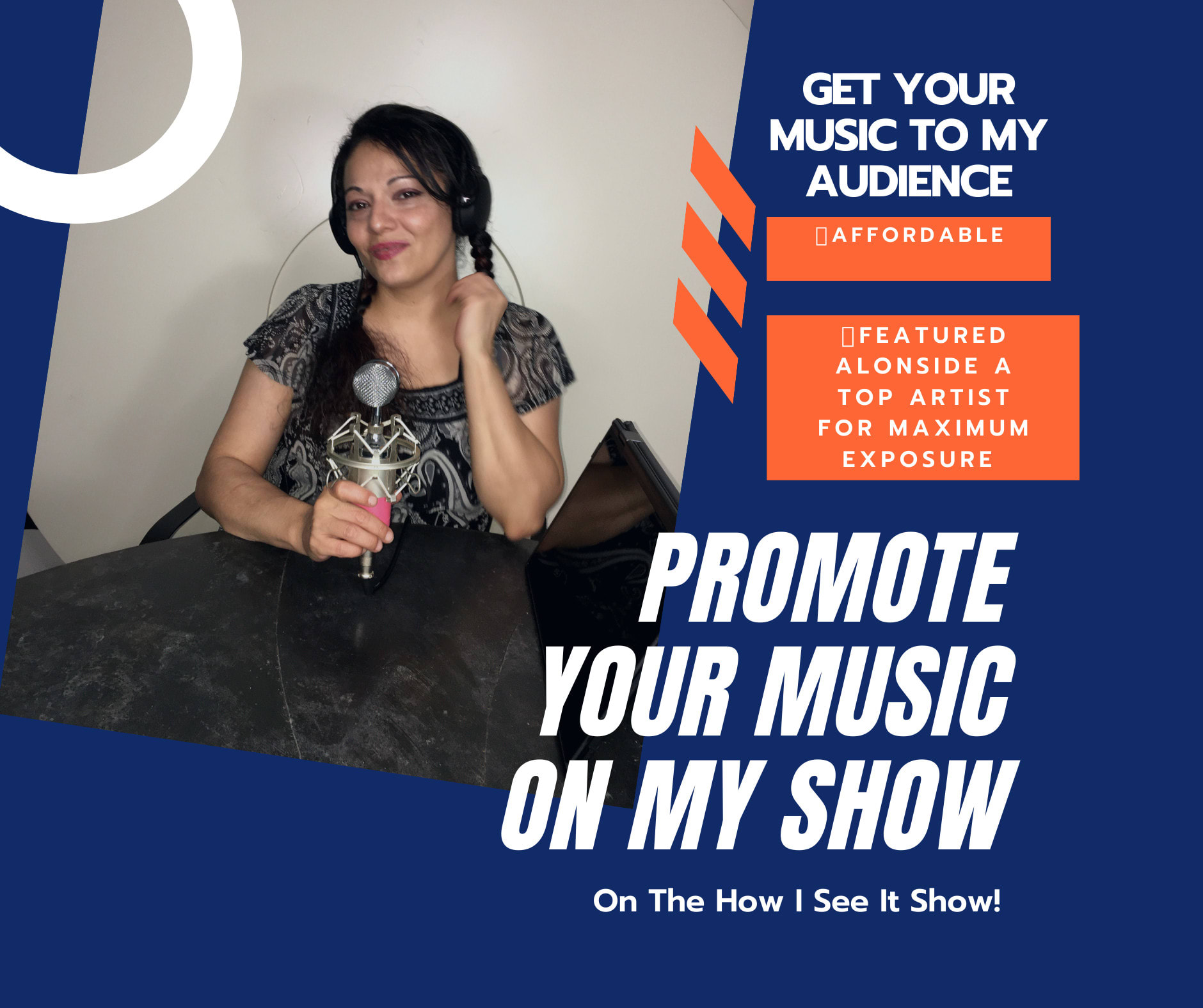 Promote Your Music On My Youtube Channel By Brandydg