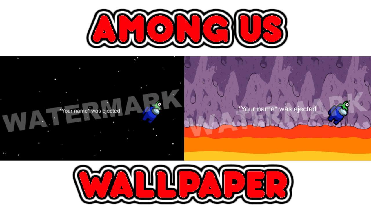 How To Make Custom Among Us Wallpaper image number 14