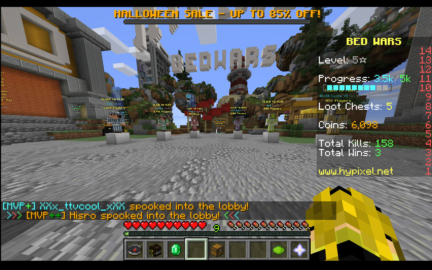 Minecraft hypixel download