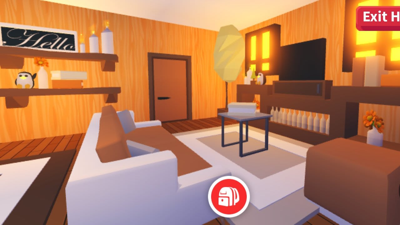 Image of: Decorate Your House In Adopt Me By Itsunifunya