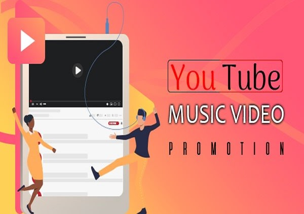 Do Youtube Promotion On Music Video By Eileen Diaz