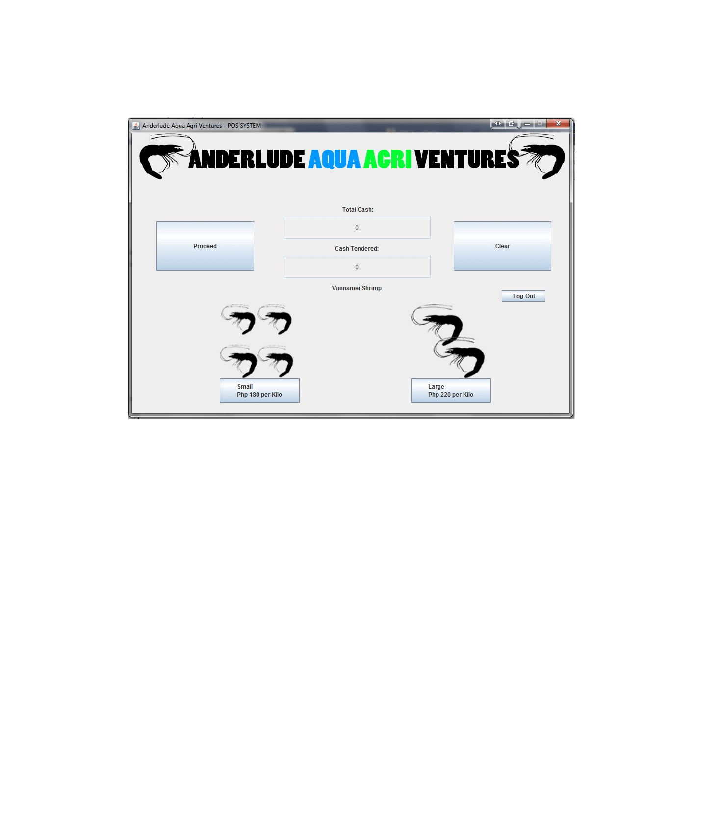 Create A Cash Register Or Pos System In Java By Lloiddroid