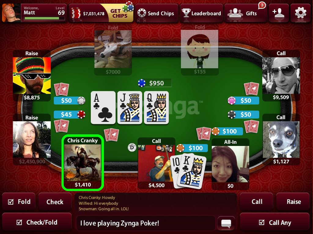 Online poker real money texas