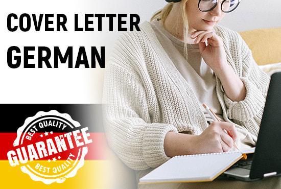 Write For Me Application Letter Bewerbung Schreiben
