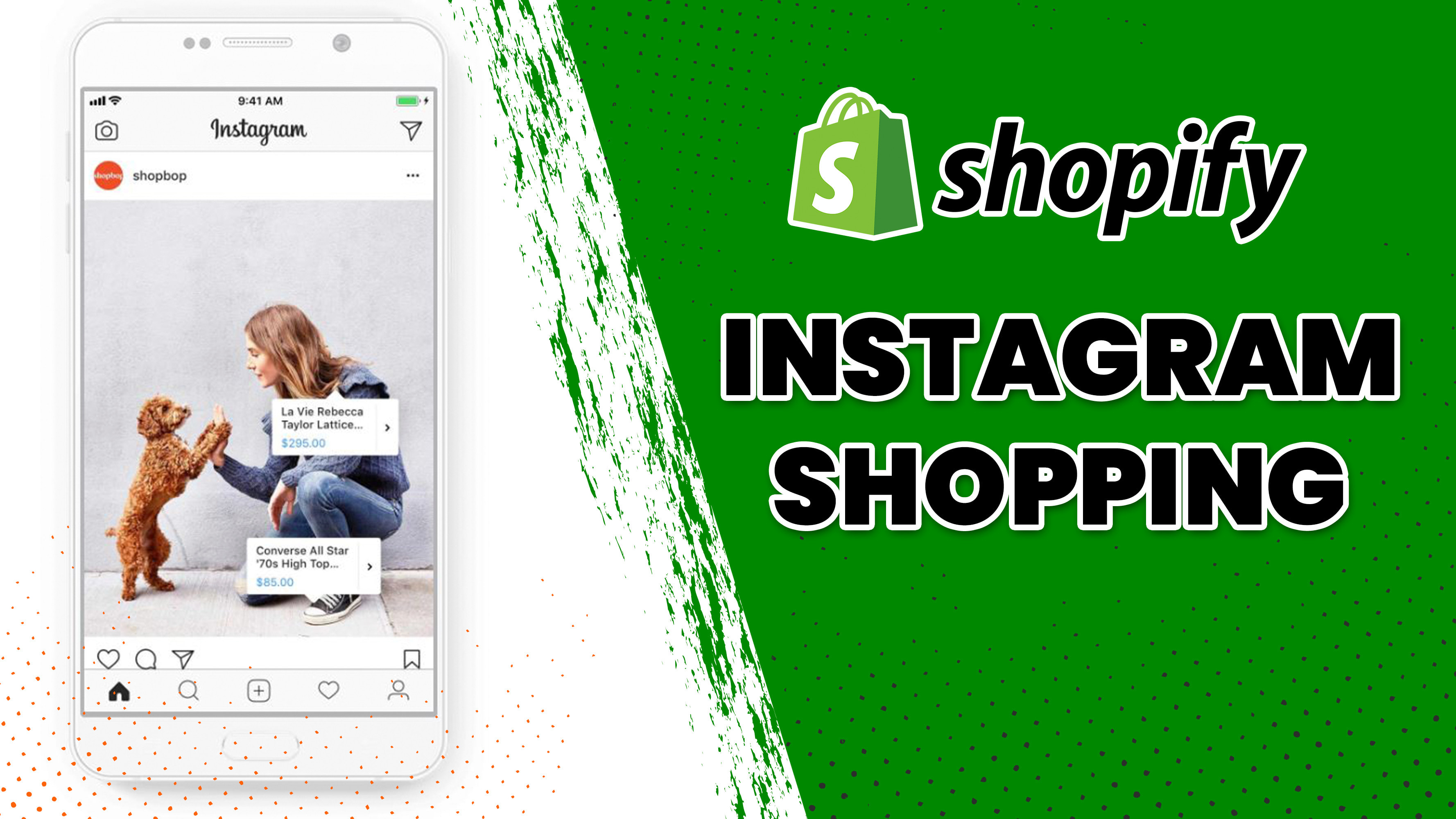 Enable facebook and instagram shopping for shopify by ...