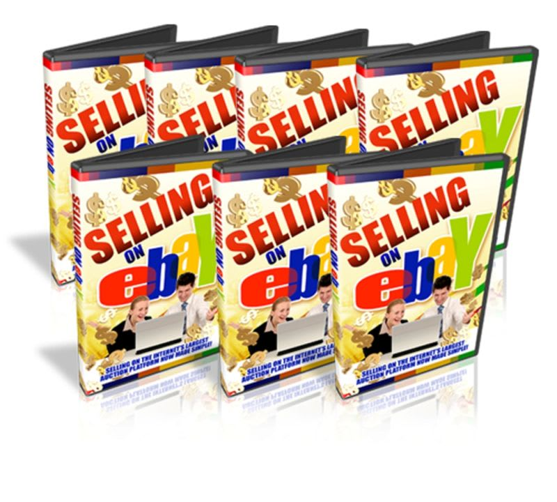 Show You How To Make Money Selling Nothing On Ebay By Cexcells