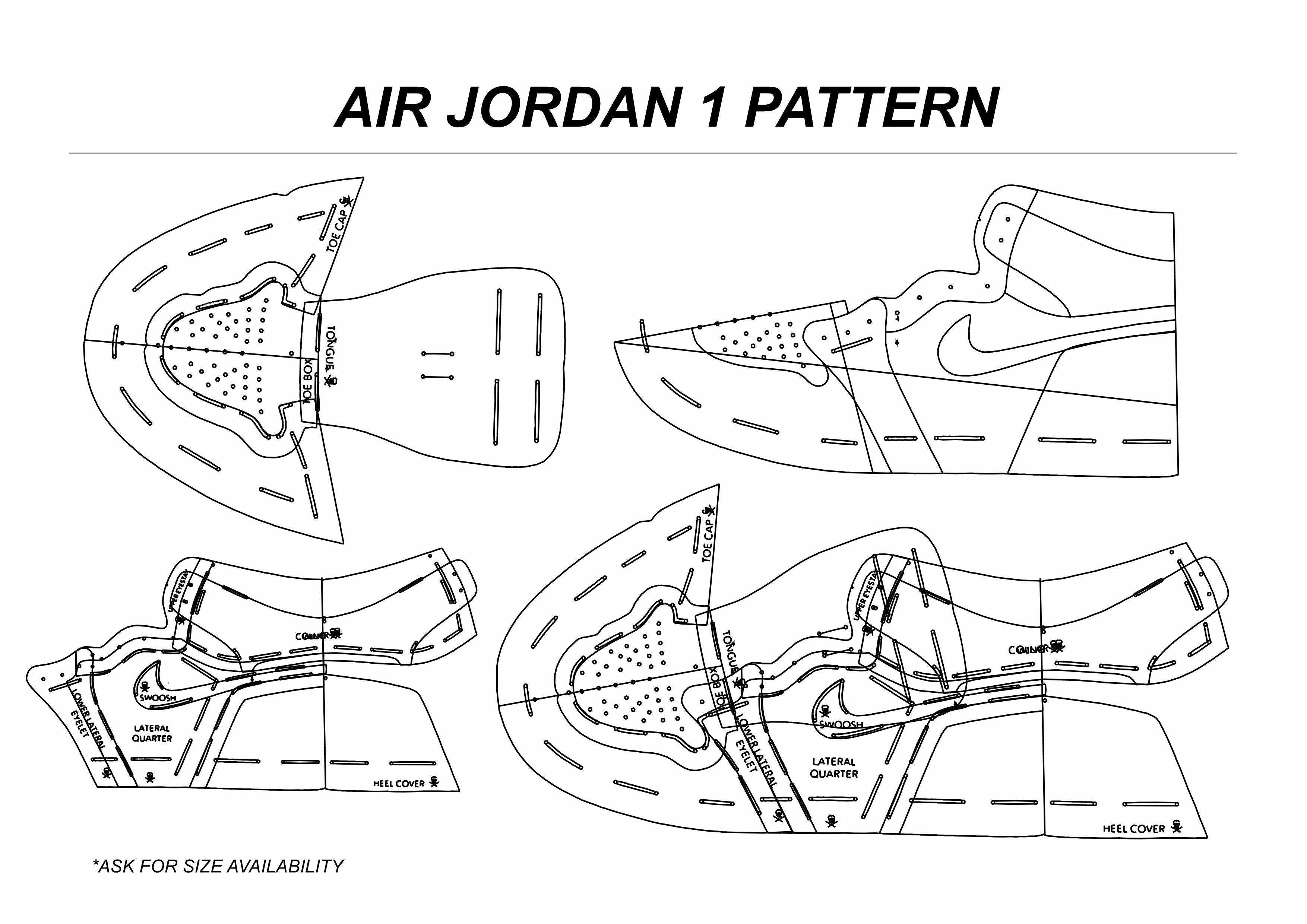 jordan 1 by you