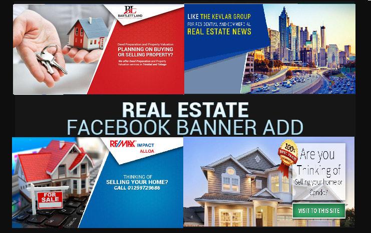 Design Real Estate Facebook Ad Banner By Dggupta6