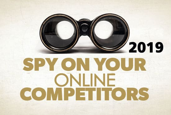 provide competitor research and spy their keywords,ads,ppc