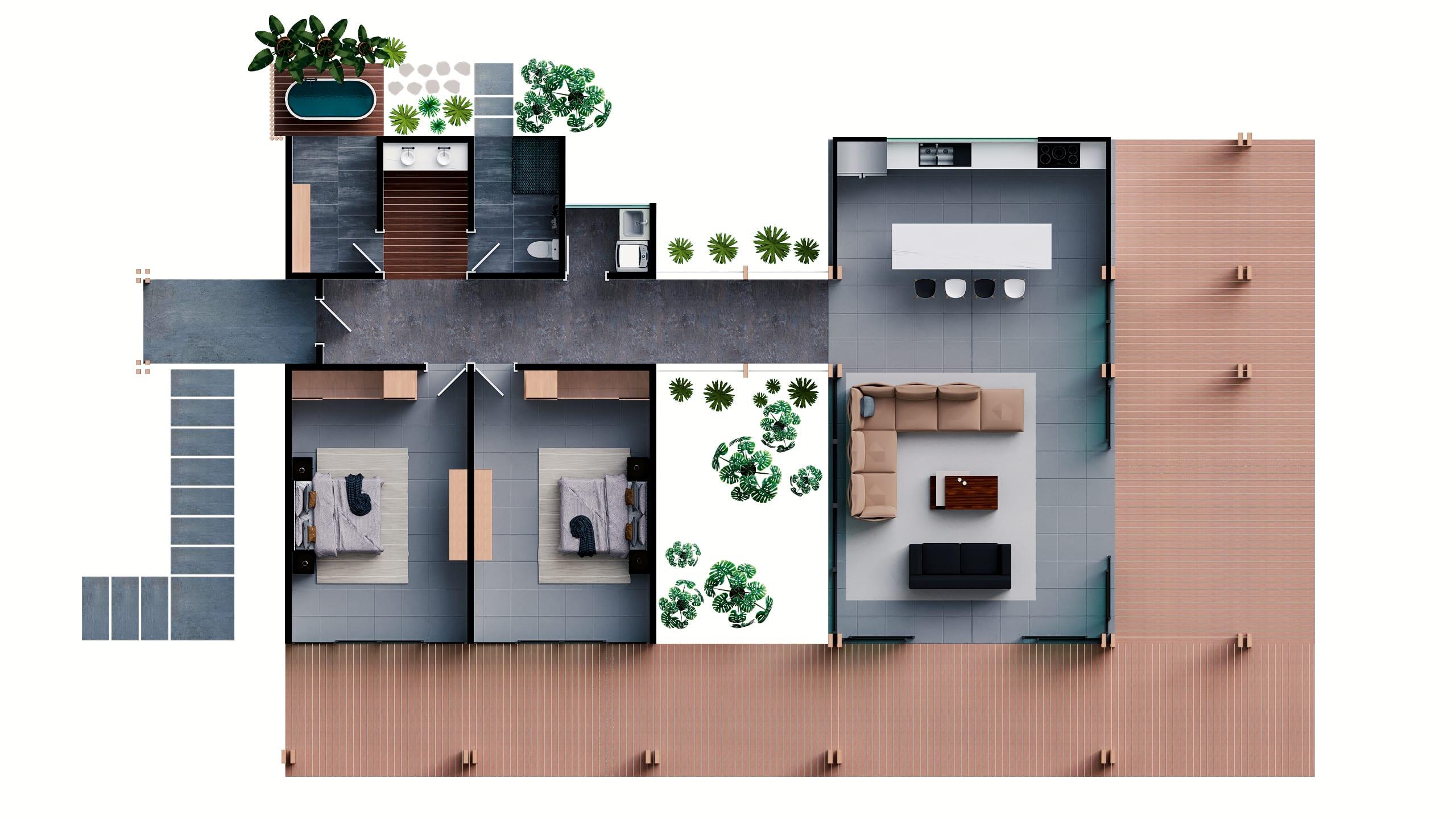 Design Your House Floor Plan In 48 Hours By Jorgec0 Fiverr