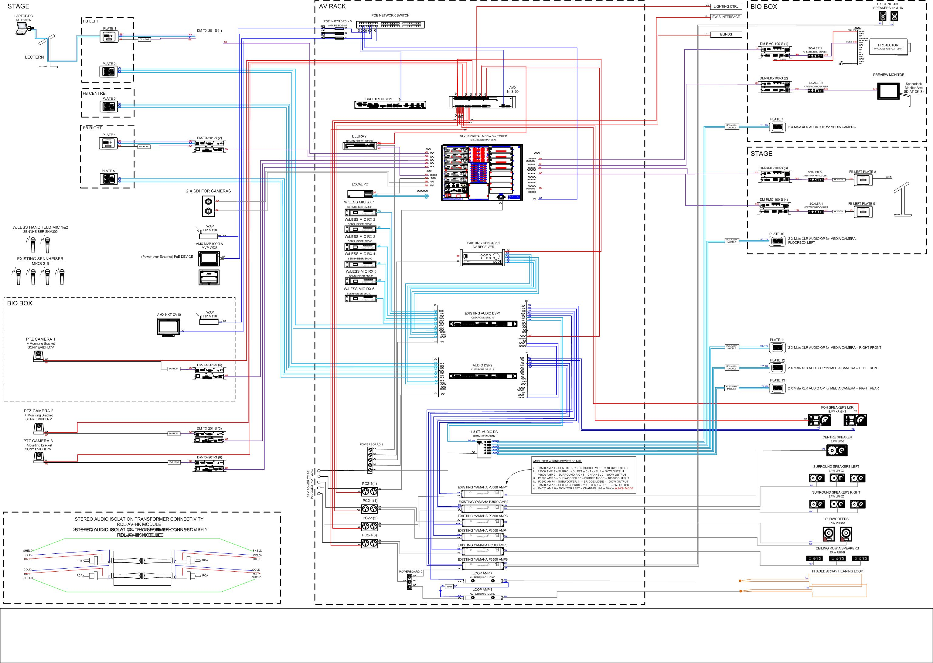 Draw a floor, technical or circuit diagram using visio or google design  tool by Knas11Fiverr