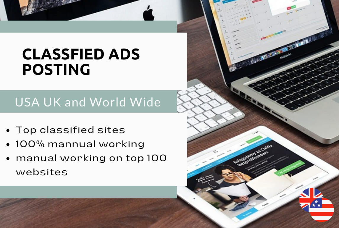 Post free classified ads posting in usa uk and worldwide by Malikmubbasher  | Fiverr