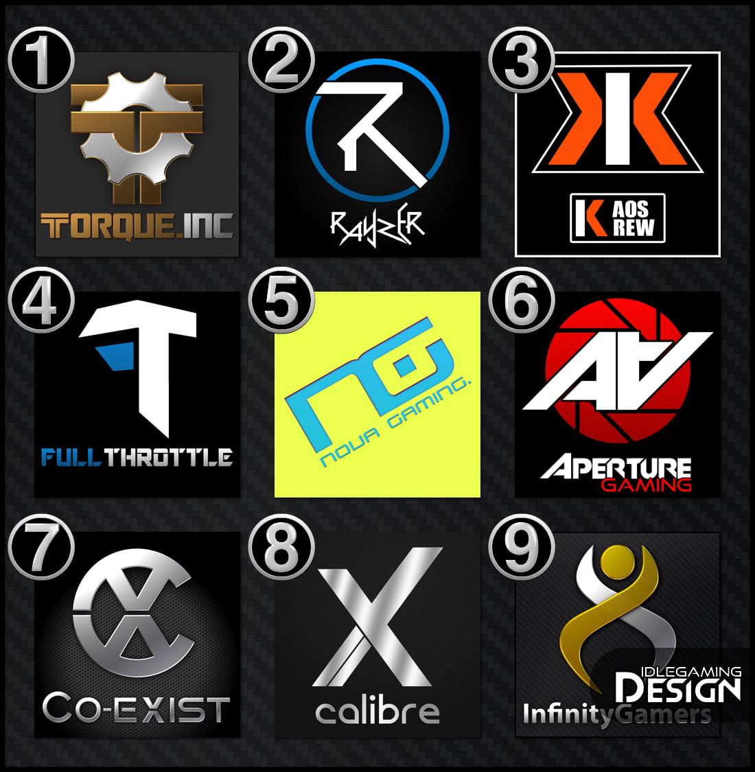 Design You An Original Csgo Counter Strike Team Logo By Idlegaming