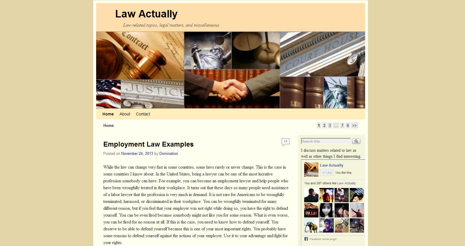Do my law blog post marketing essay