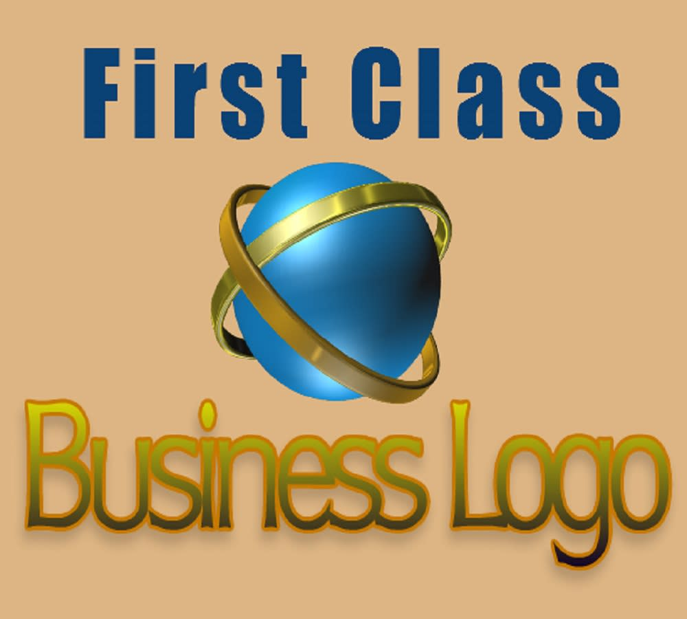 Design You A First Class Unique Brand Business Logo By Fortuneeservice