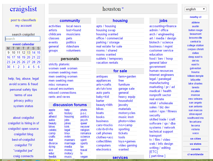 Post Live Adds On Craigslist By Asdigujjar Craigslist (stylized as craigslist) is an american classified advertisements website with sections devoted to jobs, housing, for sale, items wanted, services, community service, gigs, résumés. post live adds on craigslist by asdigujjar